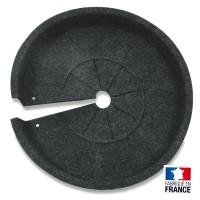 Afdekschaal voor boompjes, struiken, stammetjes - 50 cm diameter