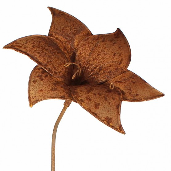 bloem-metaal-amaryllis