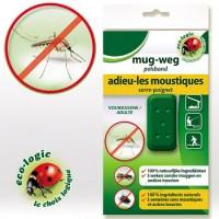 Mug-weg polsband voor volwassenen