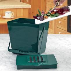 Bio afval emmer voor in de keuken
