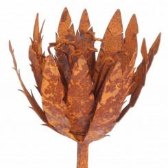 bloem-metaal-distel