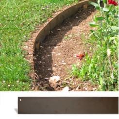 Grasboord in metaal 2m - 4 stuks