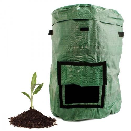 Plooibare compostzak - 230 liter