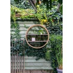 Rond muurkastje - 56 cm diameter