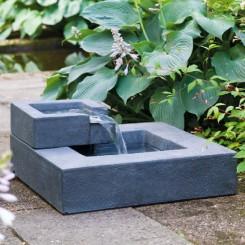 Fontein-vierkantvorm