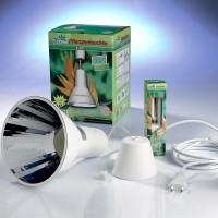 Groei- en warmtelamp-kit
