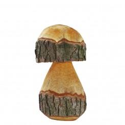 houten-paddenstoel