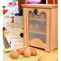 Bewaarkast voor kaas, eieren en vleeswaren