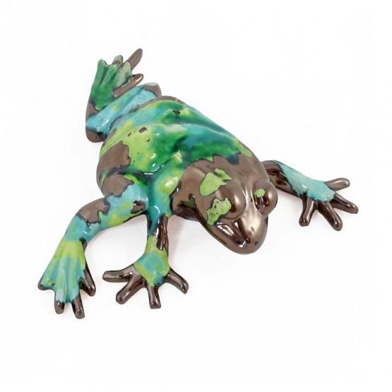 kikker-keramiek-groen