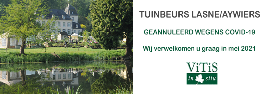 TUINBEURS AYWIERS / LASNE