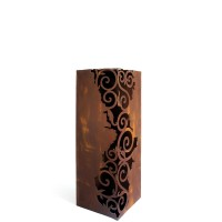 metalen kolom - hoekmodel 30 x 30