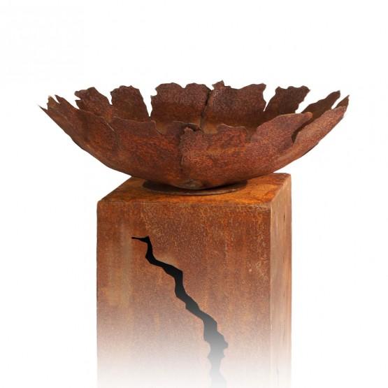 metalen-schaal