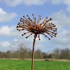 bloem-metaal-paardebloem
