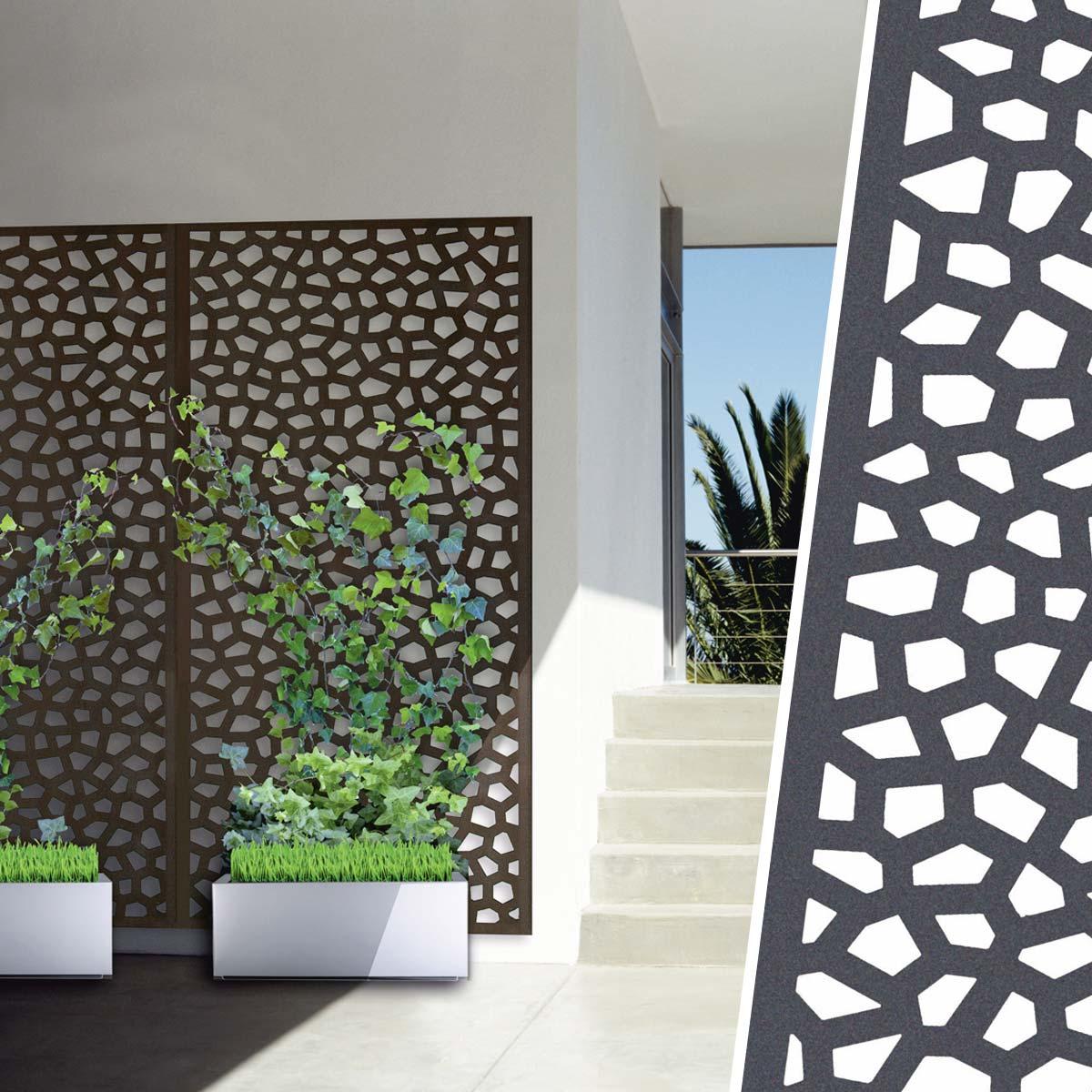 wandpaneel mozaiek verticaal 1 x 2 m. Black Bedroom Furniture Sets. Home Design Ideas