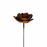 bloemenruiker in metaal - papaver