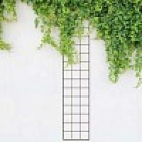 Plantensteun in metalen rechthoekvorm 150 x 30 cm