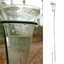 Pluviometer-glas