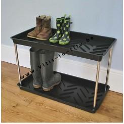 Afdruipschaal voor natte schoenen