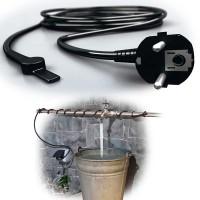 anti-vorst kabel voor waterleidingen - 10 meter