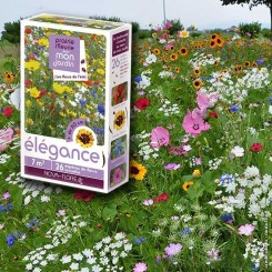 """assortiment veldbloemen - """"elegantie"""""""