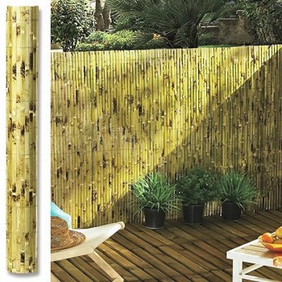 Bamboe-afsluiting 1 x 3 m