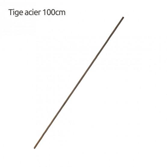 Bevestigingsijzer voor notelaarspaneel 100 / 75 cm