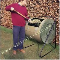compostvat roterend - 340 liter