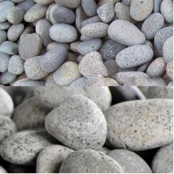 GRIJZE AUDE stenen