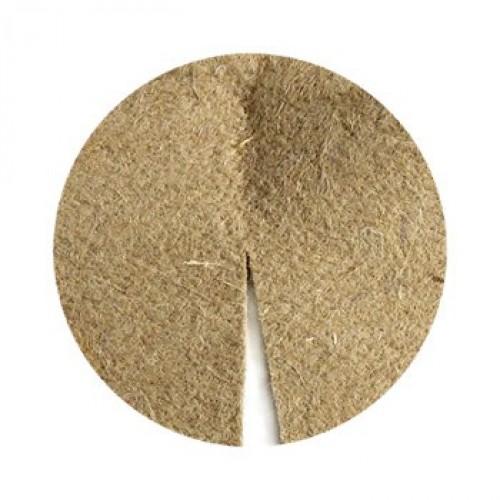 hennepkraag voor boompjes en planten - 38 cm diameter - 10 stuks