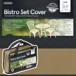 hoes voor ronde tuintafel BISTRO - + 2 stoelen