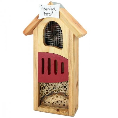 Insectenhotel - Rood