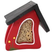 Insectenvilla - Rode kleur