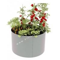 Plantenbak diameter 100 cm en hoogte 60 cm