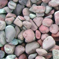 RODE LAGUNA stenen