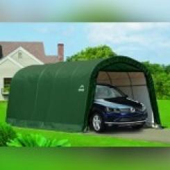 Schuilplaats voor uw wagen van 3,70 x 6,10 m