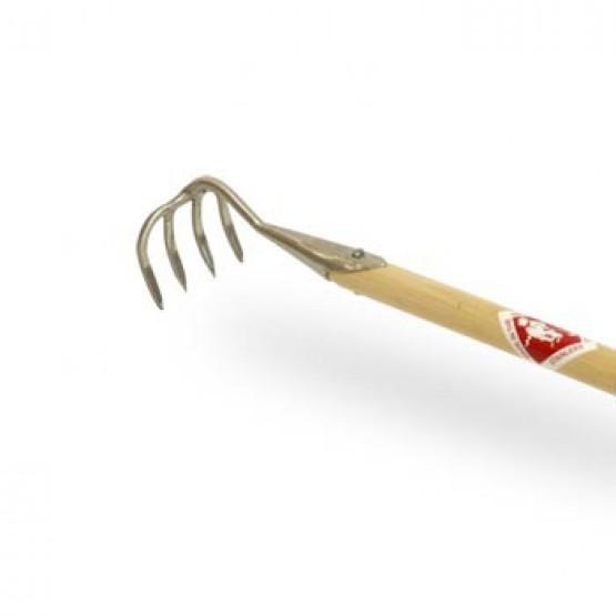 smalle hark met lange steel - SNEEBOER
