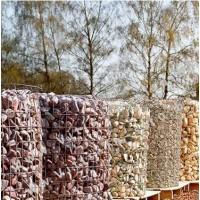 Staalkaart van beschikbare stenen voor de korven
