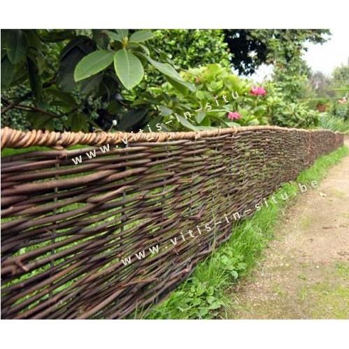 Traditioneel acaciascherm 120cm