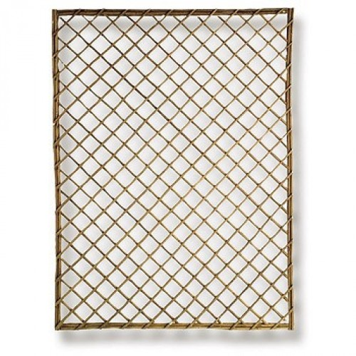 tuinscherm acacia diamond 0.8 x 1.2 m