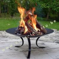 Vuurkorf - rond