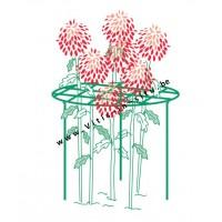Aanpasbare plantensteun van 45 cm diameter