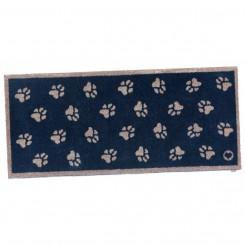tapijt-hondenpoot