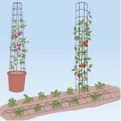 Universele tomatensteun - TWEE stuks