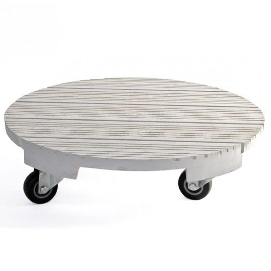 transportplank-rond-wit