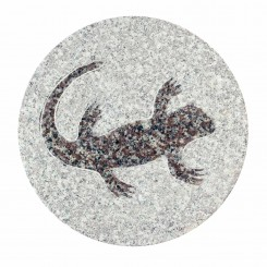 tuintegel-graniet -hagedis