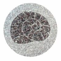 tuintegel-graniet-slak