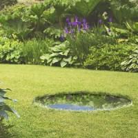 Waterbassin rond - diameter 60 cm
