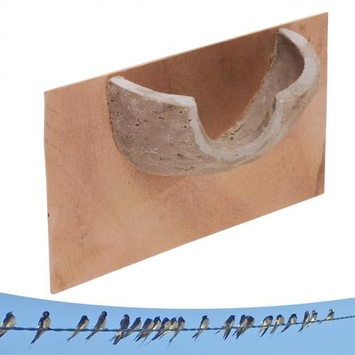 nestkastje voor huiszwaluws - set van 2